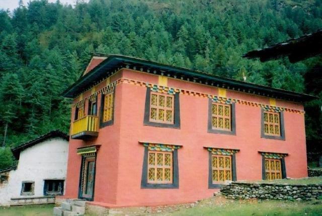 Dhorpatan Bon Monastery