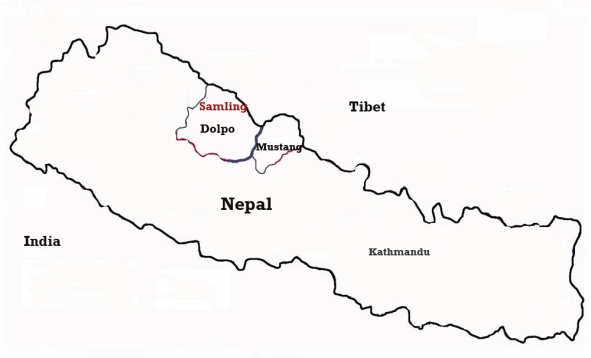 map of dolpo copy