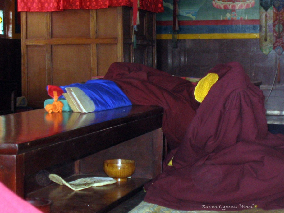 monk seat