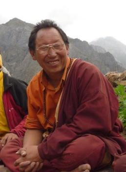 Yangton Lama Sherap Tenzin