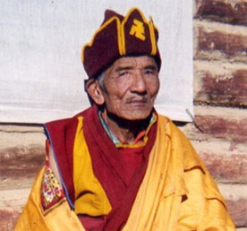 Gyaltsab Thutop Namgyal