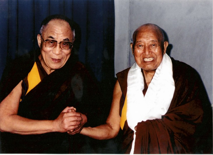 HH Dalai Lama & YTNR