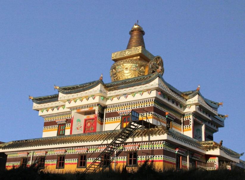 Nangzhig Monastery edit