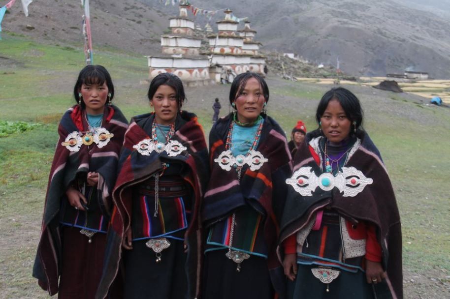 Women of Dolpo, Nepal