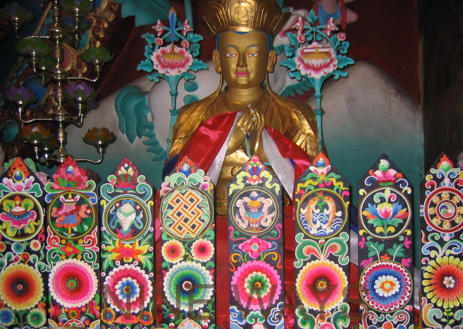 The eight auspicious symbols nine ways the eight auspicious symbols biocorpaavc Gallery