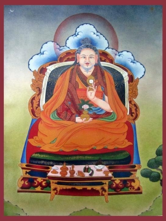 Yangton Chenpo Sherap Gyaltsen